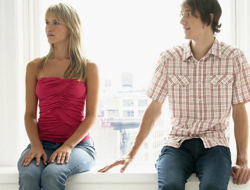 cheating flirting