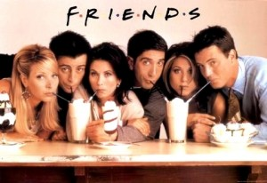 Comedy Show Friends